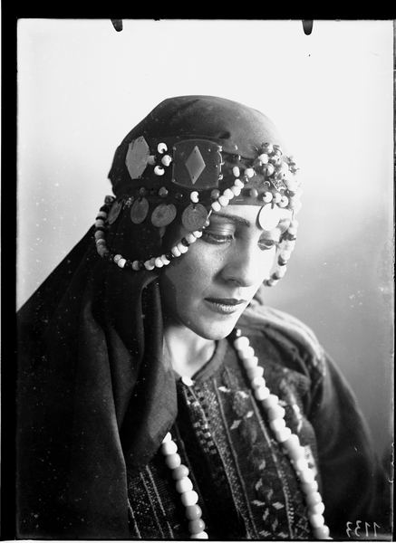 1307307 רקדנית תימניה 1933