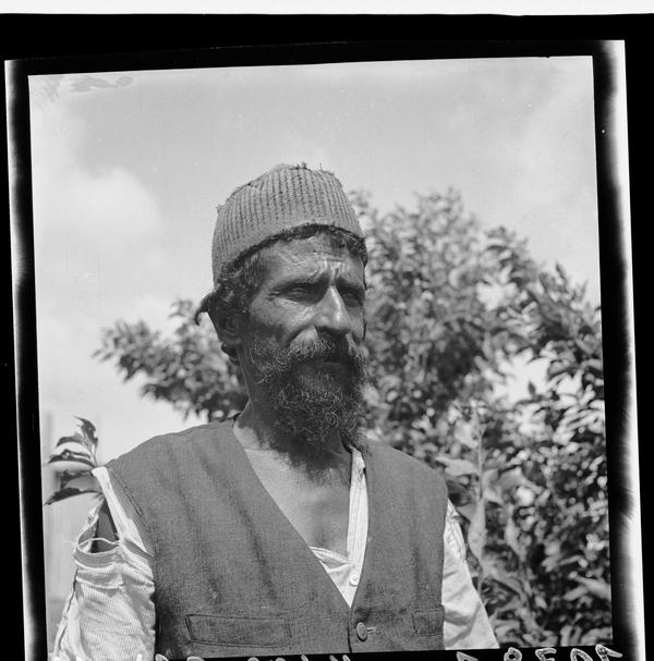 1342967 איכר תימני, מושב אלישיב, 1939