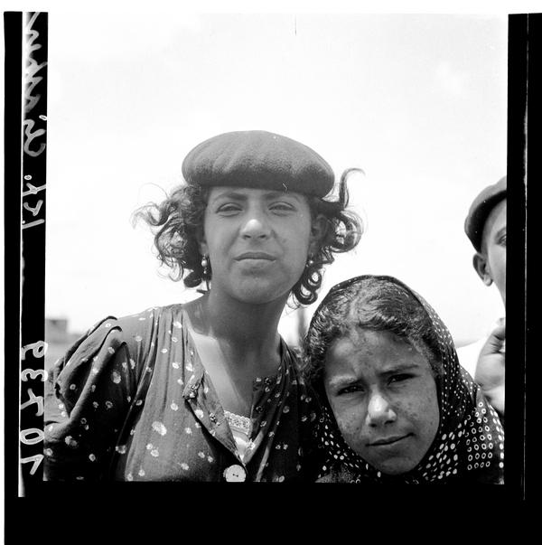 1342985 שתי נערות תימניות ממושב אלישיב, 1939