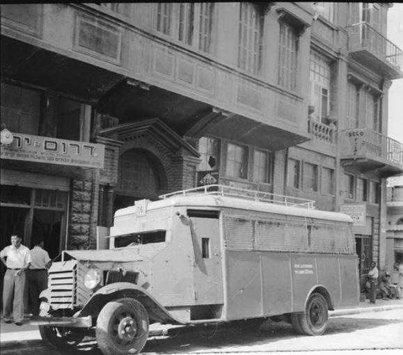 אוטובוס 1939